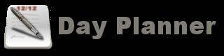 Day planner Logo